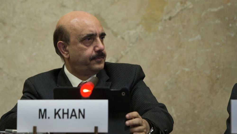 India Blocks PoK President Masood Khan's Event in French Parliament