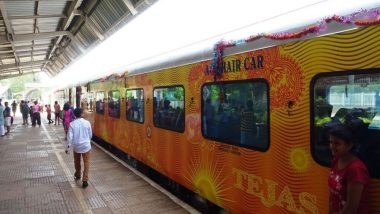 IRCTC to Pay Compensation of Rs 1.62 Lakh for Late Running of Delhi-Lucknow Tejas Express