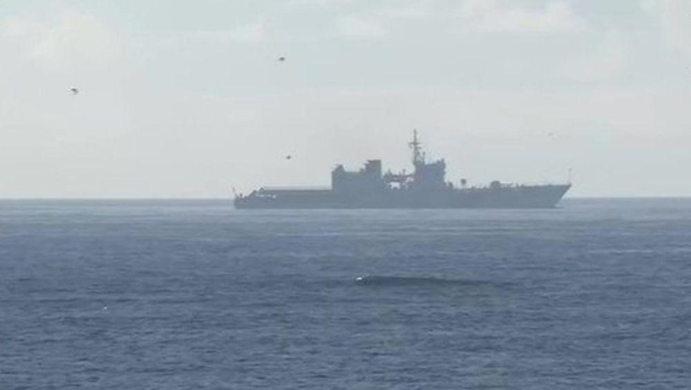 Indian Navy Deploys Warship in Gulf Region Following Spiralling Tension Between US, Iran
