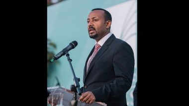 Abiy Ahmed Ali Wins Nobel Peace Prize 2019: Here's All About The Ethiopian Prime Minister And His Initiative to Resolve The 20-Year Military Stalemate With Eritrea