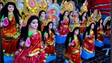 Kojagari Lakshmi Puja 2019 Date & Time in Bengal: Know Sharad Purnima Shubh Muhurat and Significance of Kojagori Lokkhi Puja
