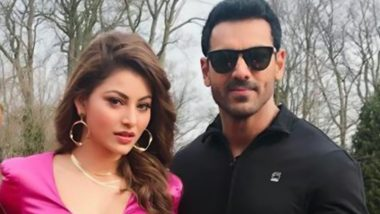'Pagalpanti': John Abraham and Urvashi Rautela to Re-Create This Iconic Sridevi, Sunny Deol Song for Anees Bazmee Film