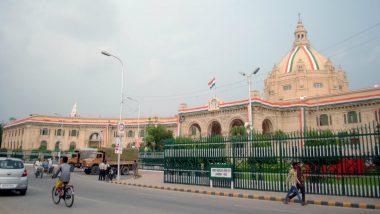 Uttar Pradesh Assembly's Monsoon Session 2020 from August 20