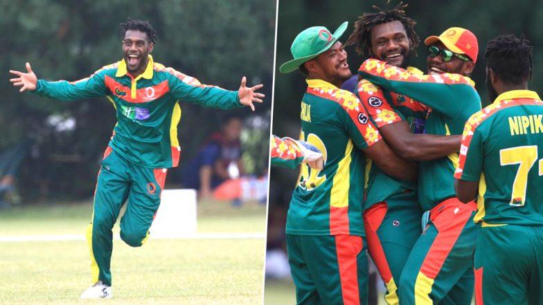 Live Cricket Streaming Of Malaysia Vs Vanuatu 4th T20i Match