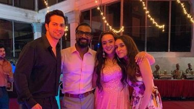 Varun Dhawan Jokes on Remo D'Souza Marrying His Wife the Third Time