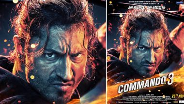 Commando 3: Vidyut Jammwal Is All Set to Fight for the Nation; Trailer of Aditya Datt Directorial to Be Out Tomorrow