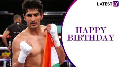 Happy Birthday Vijender Singh: Lesser-Known Things About India's First Olympic Boxing Medallist