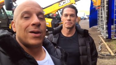 You'll Be Blown Away: Vin Diesel on John Cena's Character in 'Fast and Furious 9'