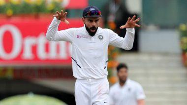Latest ICC Test Rankings 2020: Virat Kohli Retains Numero Uno Status, Ajinkya Rahane Slips to 9th Position