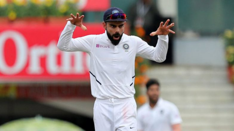 Virat Kohli's 'Tiger Act' in India vs South Africa Match Sends Social Media in Frenzy