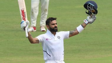 Former Cricketers Hail Virat Kohli for Smashing Magnificent Double Hundred Against South Africa in 2nd Test