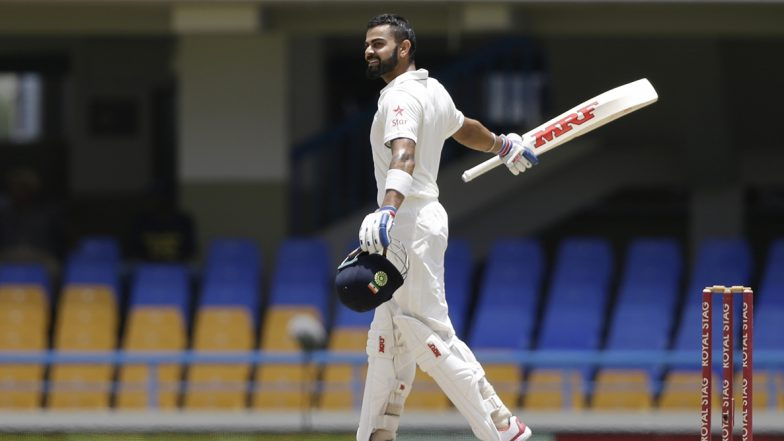 Brian Lara Praises Virat Kohli, Says 'Indian Skipper Leads by Example in All Aspects of the Game'