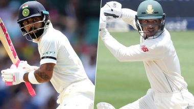 Live Cricket Streaming of India vs South Africa 2nd Test 2019 Day 1 on DD Sports, Hotstar and Star Sports: Watch Free Telecast and Live Score of IND vs SA Match on TV and Online