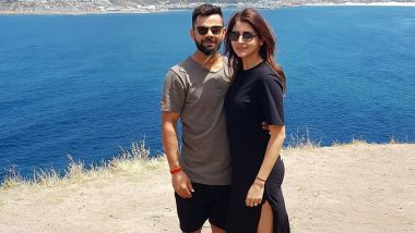Anushka Sharma and Virat Kohli Look Stylish In This Throwback Pic From Their South African Vacation