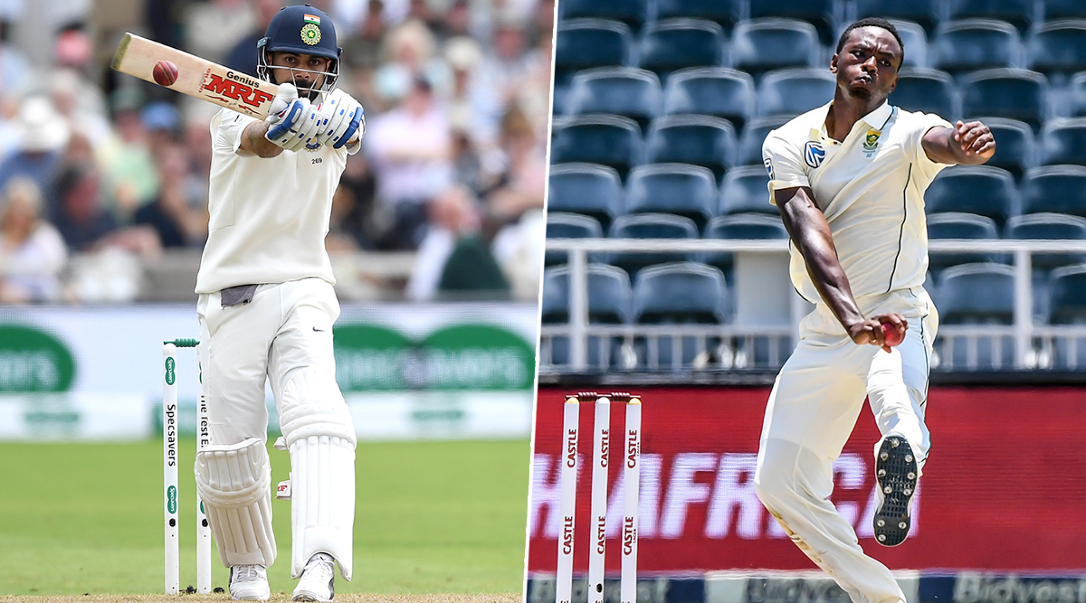 India vs South Africa 1st Test 2019: Virat Kohli vs Kagiso Rabada & Other Exciting Mini Battles to Watch Out for in Visakhapatnam
