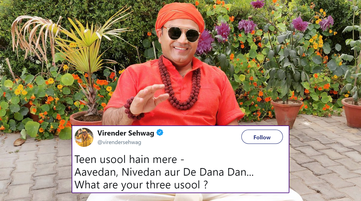 Happy Birthday Virender Sehwag: Here's A Look at Funniest Tweets by The Former Indian Opener That Had Us ROFLing!