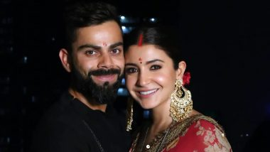 Virat Kohli Keeps Karwa Chauth 2019 With Wife Anushka Sharma, Sends Internet Into Meltdown (View Adorable Pics)