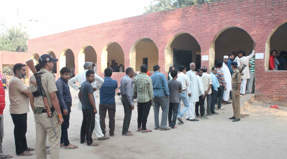 Haryana Assembly Elections 2019: Re-Polling Ordered in Uchana Kalan, Berry, Narnaul, Kosli, Prithla on October 23