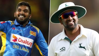 R Ashwin Tweets a Funny Clip of Wanindu Hasaranga and Commentator Ramiz Raja's Exchange From Pakistan vs Sri Lanka 3rd T20I Match!
