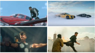 War: Ranking All the Action Scenes in Hrithik Roshan, Tiger Shroff's Film From Worst to Best (and Where It Is Inspired From) SPOILER ALERT!