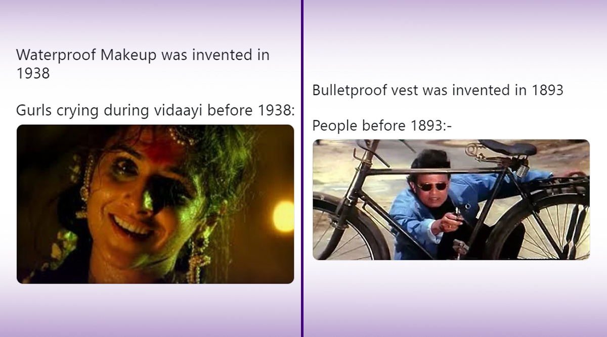 'Was Invented In...' is the Latest Meme Format Trending on Social Media, People Make Funny Memes on How Everyone Functioned Before Invention of Things