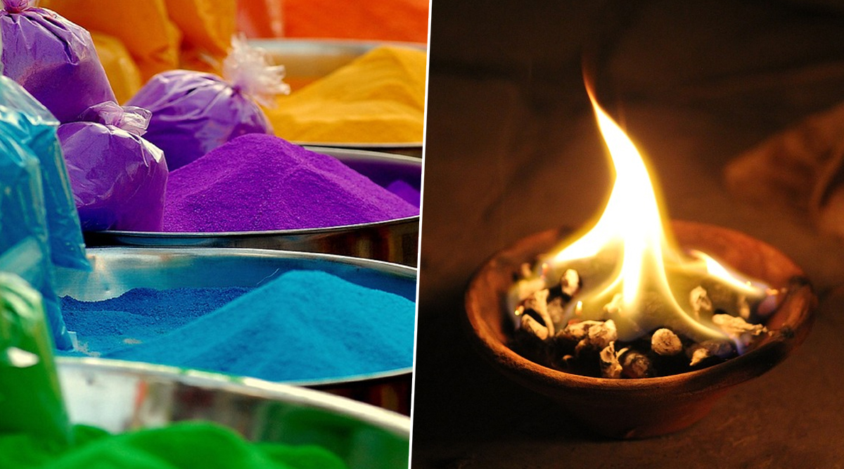 Diwali 2019: From Using Organic Rangoli Colours to Not Bursting Firecrackers; Here Are 5 Eco-Friendly Ways to Celebrate The Festival of Lights