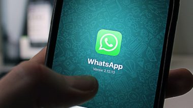 WhatsApp Says Pegasus Attack Was Successful on 20 Users in India