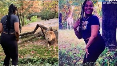 Woman Who Climbed Into Lion Enclosure at Bronx Zoo Identified, NYPD Requests Help From Citizens in Finding Her