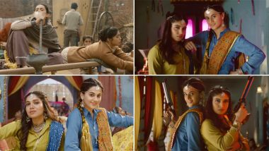 Bhumi Pednekar, Taapsee Pannu's 'Saand Ki Aankh' Is an Ode to All the Mothers