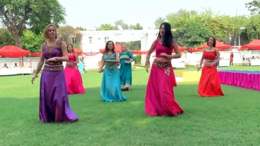 'American Divas' at US Embassy in India Dance to Bollywood Hit 'Dilbar' During Diwali 2019 Celebrations (Watch Video)