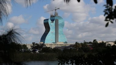 World's First Guitar-Shaped Hotel Worth $1.5 Billion Opens in Florida (Watch Video)