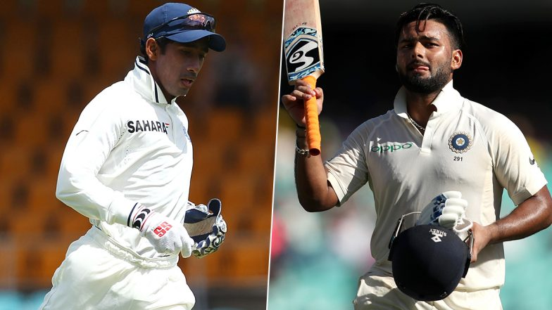 Rishabh Pant Trolled by Fans After Wriddhiman Saha Takes a Stunning Catch During IND vs SA 2nd Test 2019