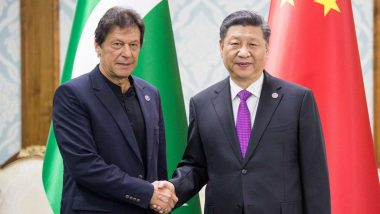 India Does Not See Imran Khan's Visit to China Ahead of Informal Summit Between Xi Jinping-PM Narendra Modi as Hyphenation