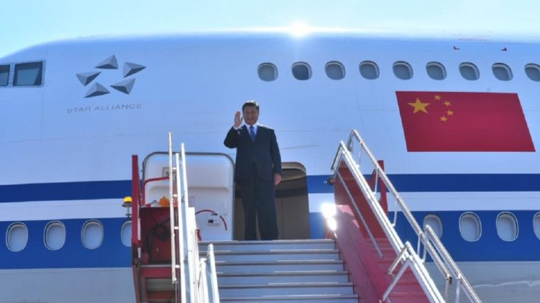 'Welcome President Xi Jinping', Says PM Modi as Chinese Premier Arrives in India For 2nd Informal Summit