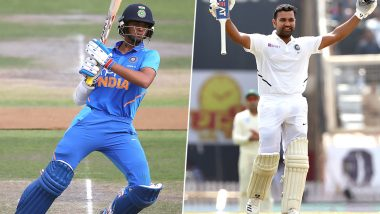 Cricket Week Recap: From Rohit Sharma's Splendid Double Ton to Yashasvi Jaiswal's Breathtaking Knock, A Look at Finest Individual Performances