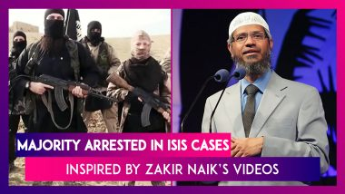 127 Arrested In Connection With ISIS, Majority Of Them Inspired By Zakir Naik's Videos: NIA IG Alok Mittal