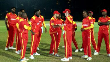 Zimbabwe to Host Ireland for 3 ODIs and 3 T20Is in April