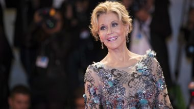 Oscar-Winning Actress Jane Fonda Arrested During Climate Change Protest