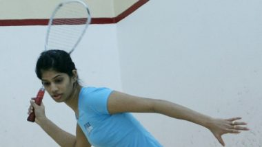 PSA Women's World Squash Championship 2019: Joshna Chinappa crashes out of The Tournament After Losing To Nour El Sherbini of Egypt