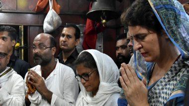 Ajay Kumar Lallu Replaces Raj Babbar As Uttar Pradesh Congress Chief, Aradhana Misra 'Mona' New CLP Leader