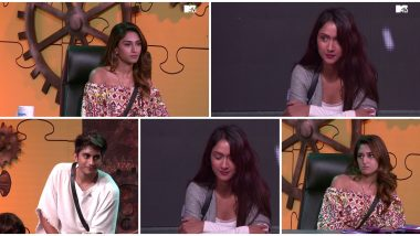 MTV Ace Of Space 2: Erica Fernandes DEMANDS That Krissann Barretto Return The Ring 'Her Friend' Gave Her, While Salman Zaidi Defends His Best Friend! (Watch Video)