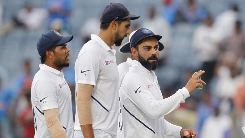 India Vs South Africa Live Cricket Score 2nd Test 2019 Day