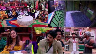 Bigg Boss 13 Day 18 Preview: Sidharth Shukla Says Paras Chhabra 'Is Not Man Enough', Duo Gets Into A Heated Argument Over BB Jail Nominations!