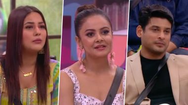 Bigg Boss 13 Day 15 Preview: Queen Devoleena Bhattacharjee Begs the Housemates to Take Up Chores, It's All About Money in the New Nomination Task (Watch Video)