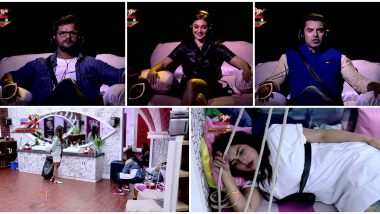 Bigg Boss 13 Day 31 Highlights: Paras Chhabra-Mahira Sharma Are Safe, Rest Of The House In Danger