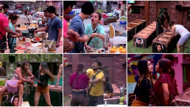 Bigg Boss 13 Day 24 Highlights: Bigg Boss Serves The Contestants Right, Nominates The Entire House As Punishment For Getting Violent During The Task