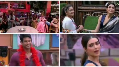 Bigg Boss 13 Day 29 Preview: Karishma Tanna Makes The Contestants Dance To Her Tunes, Mid-Week Evictions Take Place (Watch Video)