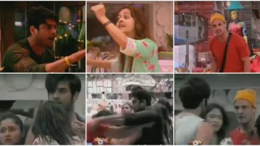 Bigg Boss 13 Day 25 Preview: Asim Riaz Charges To Hit Paras Chhabra, Damages House Property (Watch Video)