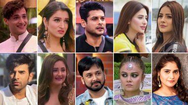 Bigg Boss 13 Midnight Surprise Eviction: Sidharth Shukla, Rashami Desai, Shehnaaz Gill, Paras Chhabra and Others, Who Will Get Eliminated Tonight?