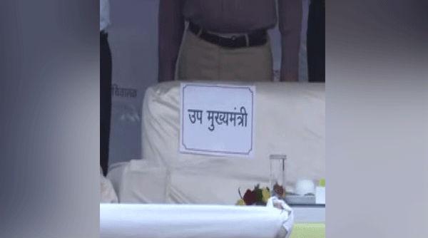 BJP Leaders Including Dy CM Skip Sushil Kumar Modi Skip Dussehra Event Attended by Bihar CM Nitish Kumar